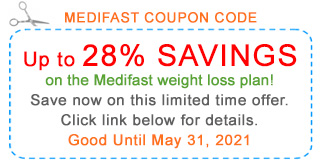 And with Medifast coupons and the chance to earn cash back, the plan is more affordable than ever before. The best part about signing up for Medifast is that it's easy. Gone are the days of yo-yo dieting. Medifast is here to help you lose weight for once and for all.